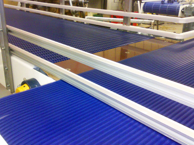 Conveyor Close-up